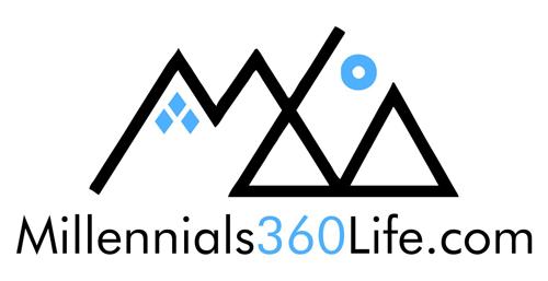 Millennials 360 Life Logo